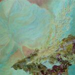 Dreaming, Acrylics, 40 x 50 cms, 2013