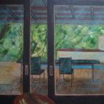 Kwa Maritane, 2014, acrylics, 40 cm x 50 cm, 2014